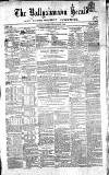 Ballyshannon Herald Friday 01 August 1862 Page 1