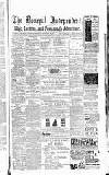 Donegal Independent Saturday 17 March 1888 Page 1