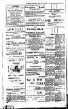 Donegal Independent Friday 15 October 1909 Page 4