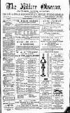 Kildare Observer and Eastern Counties Advertiser Saturday 19 November 1881 Page 1