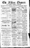 Kildare Observer and Eastern Counties Advertiser Saturday 16 July 1887 Page 1