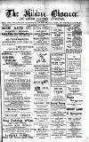 Kildare Observer and Eastern Counties Advertiser Saturday 01 May 1897 Page 1