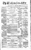 Wicklow News-Letter and County Advertiser Saturday 01 April 1899 Page 1