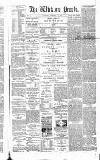 Wicklow People Saturday 13 February 1892 Page 1