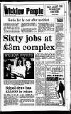 Wicklow People Friday 15 January 1988 Page 1