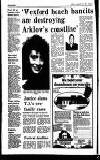 Wicklow People Friday 22 January 1988 Page 8