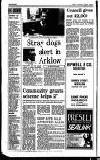 Wicklow People Friday 19 January 1990 Page 6