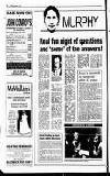 Wicklow People Friday 03 February 1995 Page 22