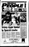 Skinny dipper landed by Spanish trawler