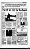 With the corporatisation of Wicklow Harbour imminent reporter CONOR KANE talks to long time harbour chairman Jim Giff about the