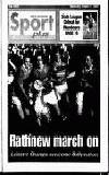 o . 44 ' W- • nes • ay, Octo •er 31, 2002 PEOPLE NEWSPAPERS sixth League Defeat for ..