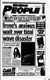 wait over tidal wave disaster