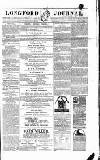 Longford Journal Saturday 20 January 1872 Page 1