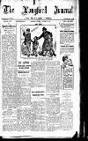 Longford Journal Saturday 01 January 1910 Page 1