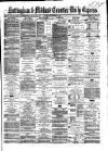 Nottingham Journal Saturday 26 September 1863 Page 1