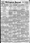 Nottingham Journal Monday 29 March 1926 Page 1
