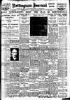 Nottingham Journal Monday 27 January 1930 Page 1