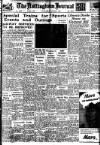 Nottingham Journal Wednesday 18 February 1948 Page 1