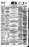 Bridlington Free Press Saturday 22 July 1871 Page 1