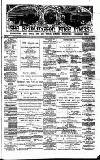 Bridlington Free Press Saturday 22 April 1876 Page 1