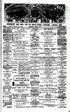 Bridlington Free Press Saturday 03 June 1876 Page 1