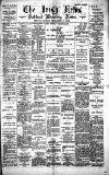Irish News and Belfast Morning News Thursday 13 October 1892 Page 1