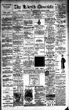 Kilsyth Chronicle Saturday 03 November 1900 Page 1