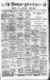 Montgomeryshire Express Tuesday 03 February 1891 Page 1