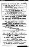 Irish Society (Dublin) Saturday 12 January 1889 Page 4