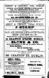 Irish Society (Dublin) Saturday 19 January 1889 Page 4