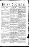 Irish Society (Dublin) Saturday 02 March 1889 Page 5