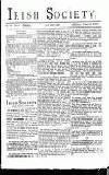 Irish Society (Dublin) Saturday 11 May 1889 Page 5