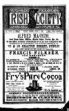 Irish Society (Dublin) Saturday 15 June 1889 Page 1
