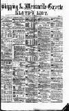 Lloyd's List Thursday 23 November 1893 Page 1
