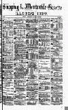 Lloyd's List Thursday 18 January 1900 Page 1