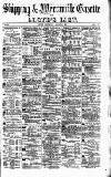 Lloyd's List Wednesday 04 August 1909 Page 1