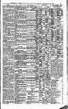 Lloyd's List Saturday 25 September 1909 Page 11