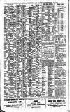 Lloyd's List Saturday 25 September 1909 Page 14