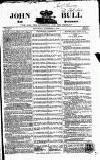 John Bull Saturday 04 December 1858 Page 1