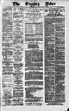 Glasgow Evening Post Friday 02 February 1883 Page 1