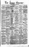 Annandale Observer and Advertiser Friday 29 August 1873 Page 1