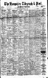 Hampshire Telegraph Friday 08 October 1926 Page 1