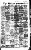 Wigan Observer and District Advertiser Wednesday 07 January 1880 Page 1