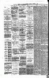 Wigan Observer and District Advertiser Saturday 24 November 1883 Page 2
