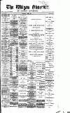 Wigan Observer and District Advertiser Wednesday 08 April 1885 Page 1