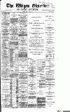 Wigan Observer and District Advertiser Friday 10 April 1885 Page 1