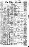 Wigan Observer and District Advertiser Saturday 11 April 1885 Page 1