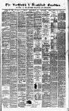 Northwich Guardian Wednesday 28 March 1877 Page 1
