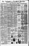 Northwich Guardian Wednesday 29 August 1877 Page 1