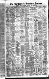Northwich Guardian Wednesday 16 December 1885 Page 1